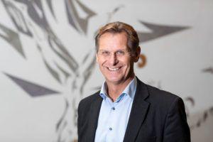 John Schraven van RCT Gelderland. Foto Patrick van Gemert