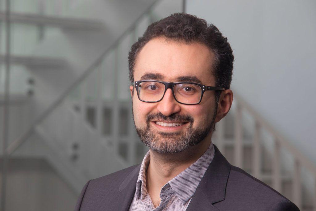 Sina Salim, innovatiemakelaar RCT Gelderland, regio Vallei