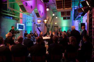 Smart Café, RCT Event Nieuwe Tijden in Nijmegen