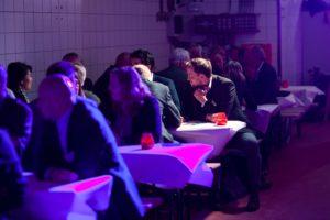 World Café tijdens RCT Event Nieuwe Tijden in Nijmegen