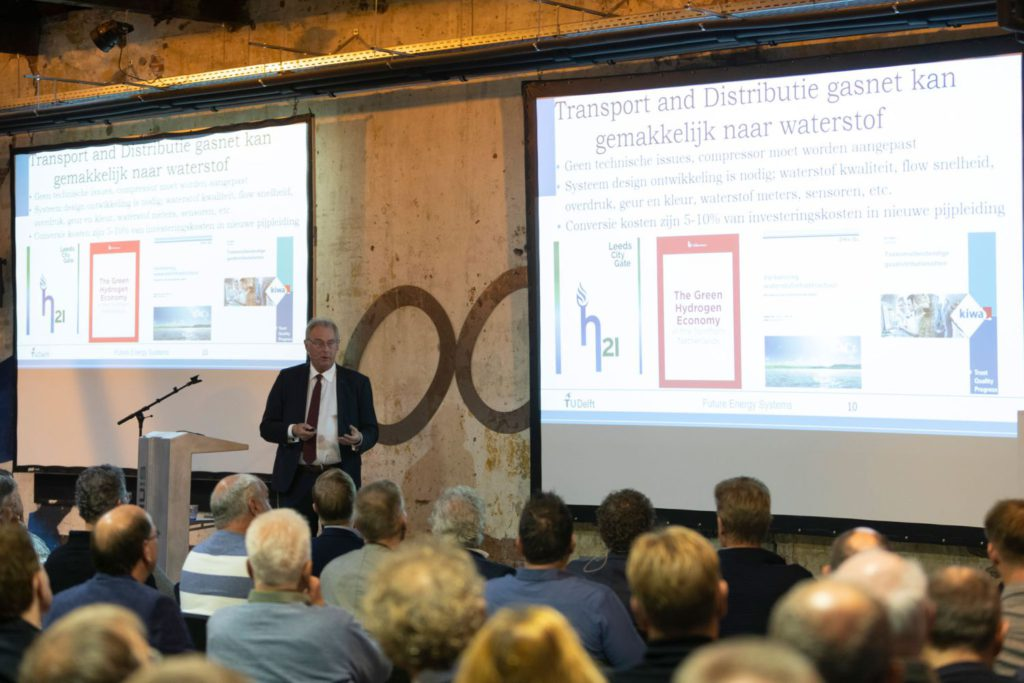 Professor Ad van Wijk over waterstof in Broodfabriek