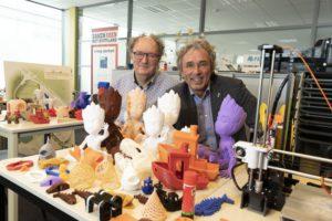 3D printcafé in Winterswijk. Foto Patrick van Gemert