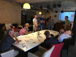Experttafel deelnemers