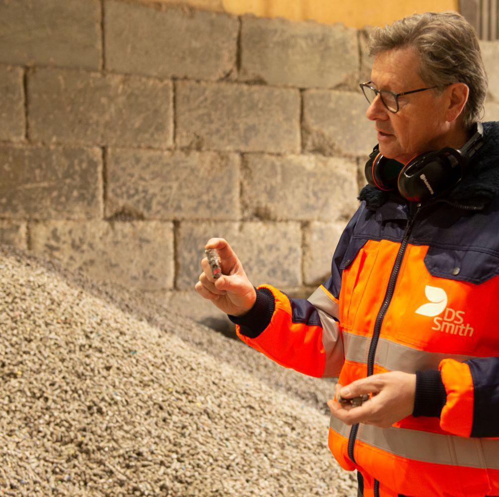 DS Smith Jeroen Alkemade. Foto Fokke P. de Boer
