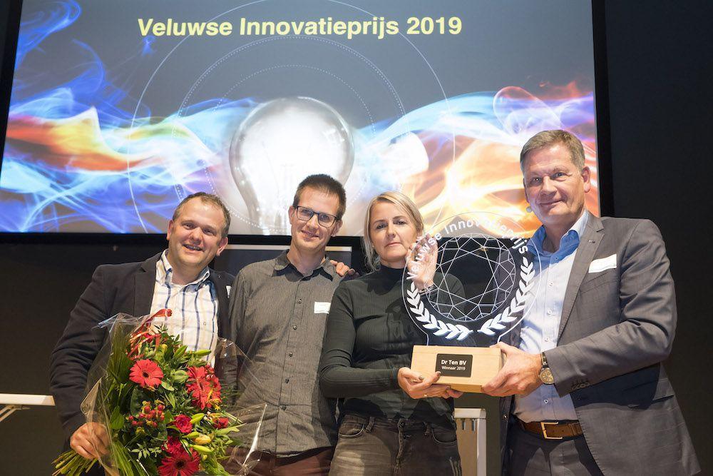 Winnaar Veluwse Innovatieprijs 2019