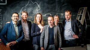 Groepsfoto innovatiemakelaars RCT Gelderland. Foto Istar Verspui
