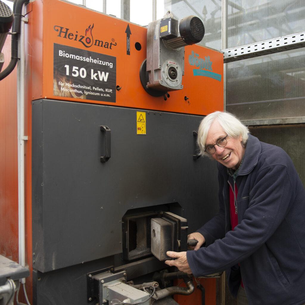 Gert Jan Jansen van Hof van Twello. Foto Fokke P. de Boer