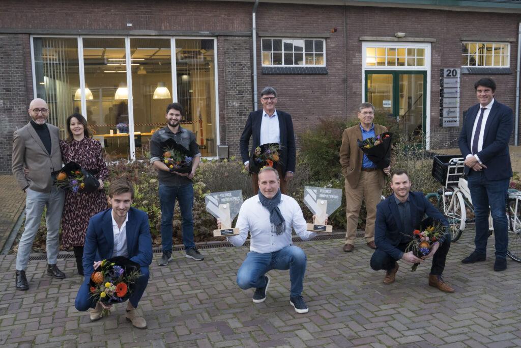 Kandidaten Veluwse Innovatieprijs 2020