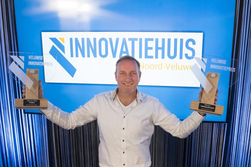 Winnaar Veluwse Innovatieprijs 2020